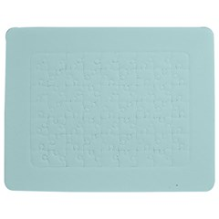 Pastel Color   Light Cyanish Gray Jigsaw Puzzle Photo Stand (rectangular) by tarastyle