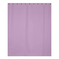 Pastel Color   Magentaish Gray Shower Curtain 60  X 72  (medium)  by tarastyle