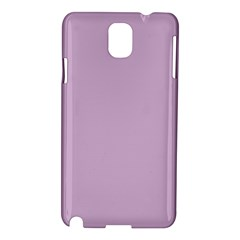 Pastel Color   Magentaish Gray Samsung Galaxy Note 3 N9005 Hardshell Case by tarastyle