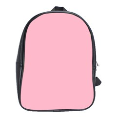 Pastel Color - Pale Crimson School Bags (xl)