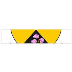 County Offaly Coat Of Arms  Flano Scarf (small) by abbeyz71
