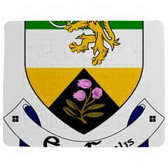 County Offaly Coat Of Arms  Jigsaw Puzzle Photo Stand (rectangular) by abbeyz71