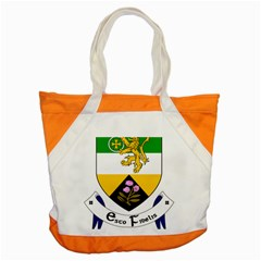 County Offaly Coat Of Arms  Accent Tote Bag by abbeyz71
