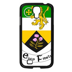 County Offaly Coat Of Arms  Samsung Galaxy S4 I9500/ I9505 Case (black) by abbeyz71