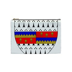 County Tipperary Coat Of Arms  Cosmetic Bag (medium)  by abbeyz71