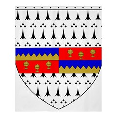 County Tipperary Coat Of Arms  Shower Curtain 60  X 72  (medium)  by abbeyz71