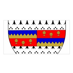 County Tipperary Coat Of Arms  Satin Shawl by abbeyz71