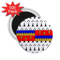 County Tipperary Coat Of Arms  2 25  Magnets (100 Pack)  by abbeyz71
