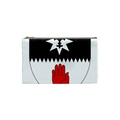 County Tyrone Coat Of Arms  Cosmetic Bag (small)  by abbeyz71
