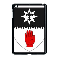 County Tyrone Coat Of Arms  Apple Ipad Mini Case (black) by abbeyz71