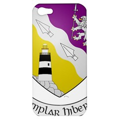 County Wexford Coat Of Arms  Apple Iphone 5 Hardshell Case by abbeyz71