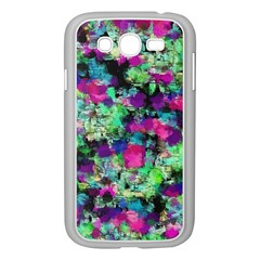 Blended Texture        Samsung Galaxy S4 I9500/ I9505 Case (white) by LalyLauraFLM