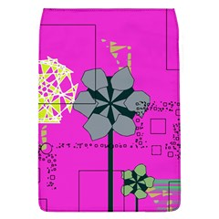 Flowers And Squares        Samsung Galaxy Grand Duos I9082 Hardshell Case by LalyLauraFLM