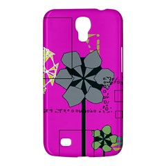 Flowers And Squares        Sony Xperia Sp (m35h) Hardshell Case by LalyLauraFLM