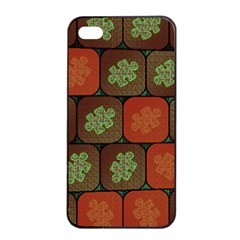 Information Puzzle Apple Iphone 4/4s Seamless Case (black) by linceazul