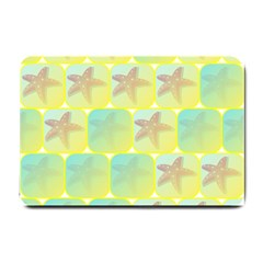 Starfish Small Doormat  by linceazul