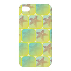 Starfish Apple Iphone 4/4s Premium Hardshell Case by linceazul