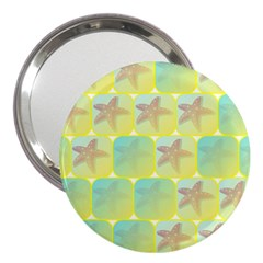 Starfish 3  Handbag Mirrors by linceazul