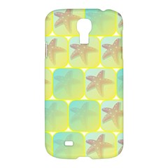 Starfish Samsung Galaxy S4 I9500/i9505 Hardshell Case by linceazul
