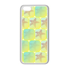 Starfish Apple Iphone 5c Seamless Case (white) by linceazul