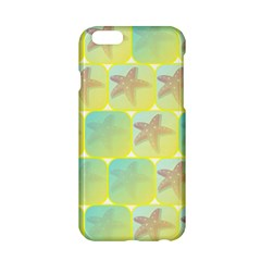Starfish Apple Iphone 6/6s Hardshell Case by linceazul