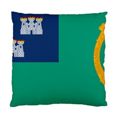 City Of Dublin Fag  Standard Cushion Case (one Side) by abbeyz71