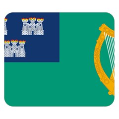 City Of Dublin Flag Double Sided Flano Blanket (small)  by abbeyz71