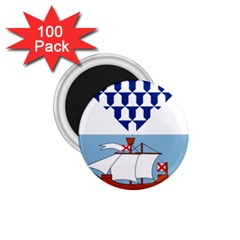 Flag Of Belfast 1 75  Magnets (100 Pack)  by abbeyz71