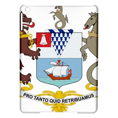 Coat Of Arms Of Belfast  Ipad Air Hardshell Cases by abbeyz71
