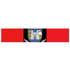 Flag Of Drogheda  Flano Scarf (small) by abbeyz71