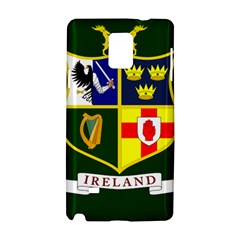 Flag Of Ireland National Field Hockey Team Samsung Galaxy Note 4 Hardshell Case