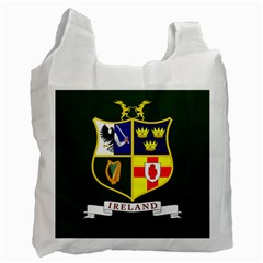 Flag Of Ireland National Field Hockey Team Recycle Bag (two Side)  by abbeyz71