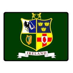 Flag Of Ireland National Field Hockey Team Fleece Blanket (small) by abbeyz71
