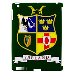 Flag Of Ireland National Field Hockey Team Apple Ipad 3/4 Hardshell Case (compatible With Smart Cover) by abbeyz71