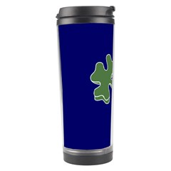 Flag Of Ireland Cricket Team Travel Tumbler by abbeyz71