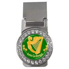 Erin Go Bragh Banner Money Clips (cz)  by abbeyz71