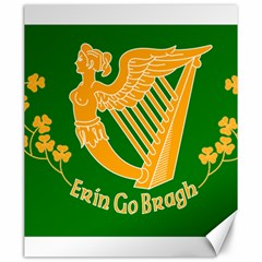 Erin Go Bragh Banner Canvas 20  X 24   by abbeyz71