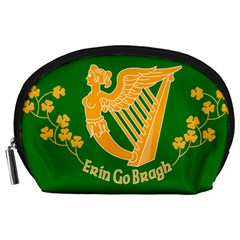 Erin Go Bragh Banner Accessory Pouches (large)  by abbeyz71