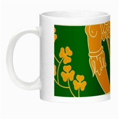 Erin Go Bragh Banner Night Luminous Mugs by abbeyz71