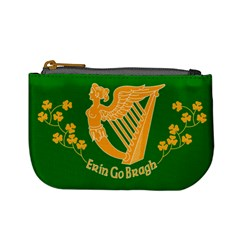 Erin Go Bragh Banner Mini Coin Purses by abbeyz71