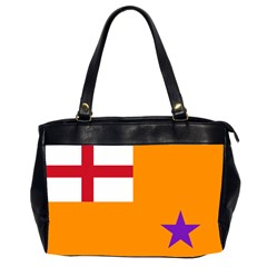 Flag Of The Orange Order Office Handbags (2 Sides)  by abbeyz71