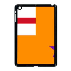 Flag Of The Orange Order Apple Ipad Mini Case (black) by abbeyz71
