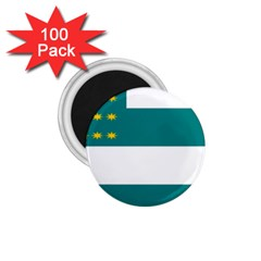 Flag Of Fenian Brotherhood 1 75  Magnets (100 Pack)  by abbeyz71