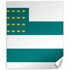 Flag Of Fenian Brotherhood Canvas 8  X 10  by abbeyz71