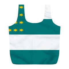 Flag Of Fenian Brotherhood Full Print Recycle Bags (l)