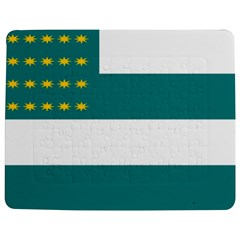 Flag Of Fenian Brotherhood Jigsaw Puzzle Photo Stand (rectangular) by abbeyz71