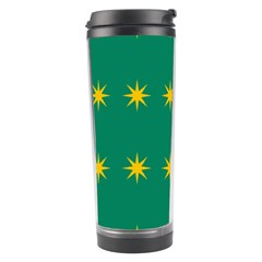 32 Stars Fenian Flag Travel Tumbler by abbeyz71