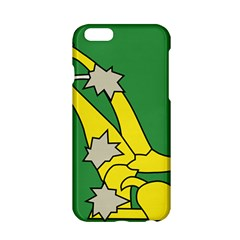 Starry Plough Flag  Apple Iphone 6/6s Hardshell Case by abbeyz71