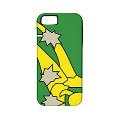 Starry Plough Flag  Apple Iphone 5 Classic Hardshell Case (pc+silicone) by abbeyz71