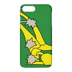 Starry Plough Flag  Apple Iphone 7 Plus Hardshell Case by abbeyz71